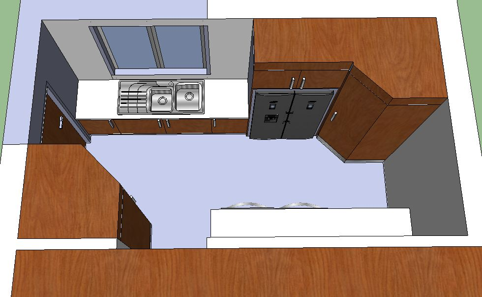 Kitchen Design 3d Oscar Designs