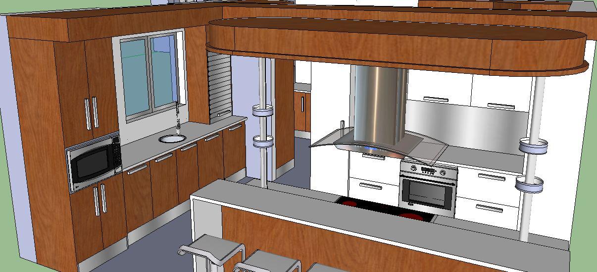 kitchen design 3d oscar designs